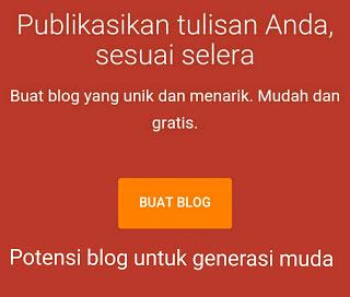 Potensi blog untuk generasi muda berbakat
