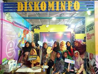 Diskominfo Indramayu Raih Stand Favourite di Ajang Pameran Pembangunan
