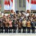 Resmi Dilantik, Ini Dia Nama-nama Menteri Kabinet Indonesia Maju