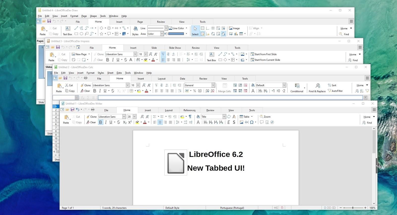 Install LibreOffice 6 2 0 3 on Ubuntu (18 04 Bionic, 18 10 Cosmic