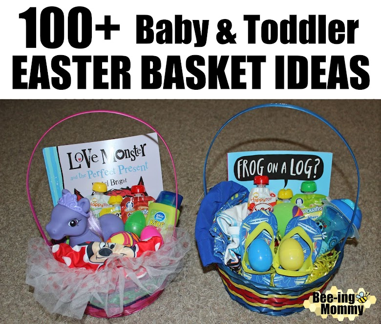100+ Easter Basket Ideas for Babies & Toddlers