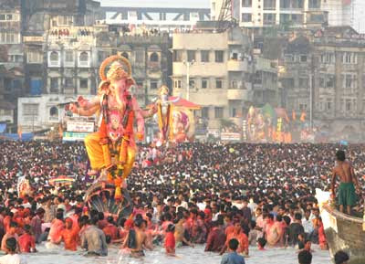 Ganesh Chaturthi or Vinayaka Chaturthi Festival Customs and Rituals