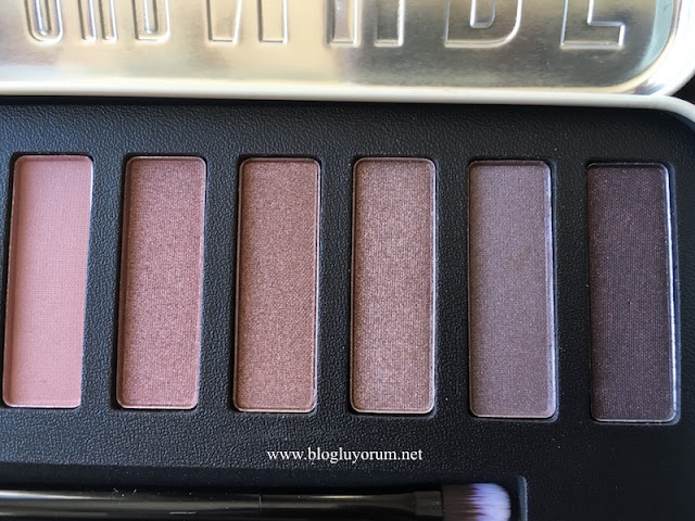 w7 in the nude colour me nude eye colours palette ikinci 6lı