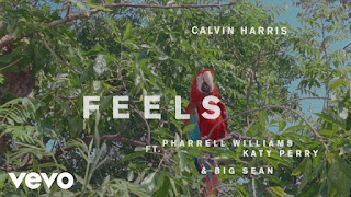 Feels Lyrics Calvin Harris Lyrics (feat. Pharrell, Katy Perry & Big Sean)