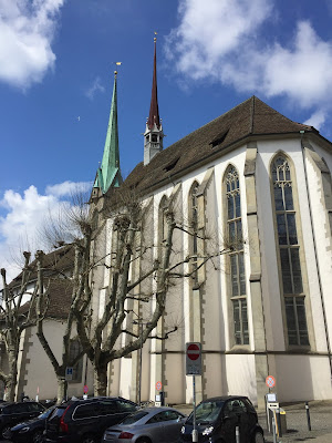 Visitng Zurich