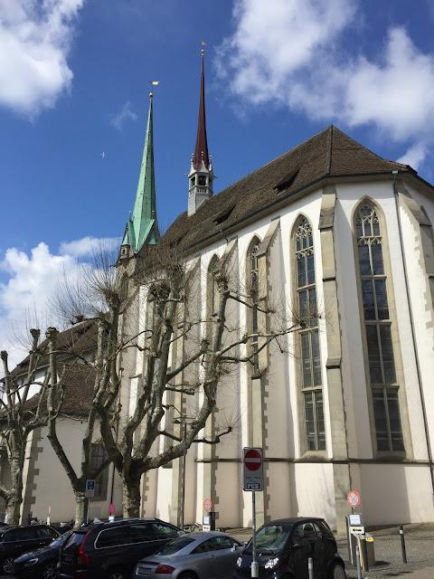 In Altstadt Zurich
