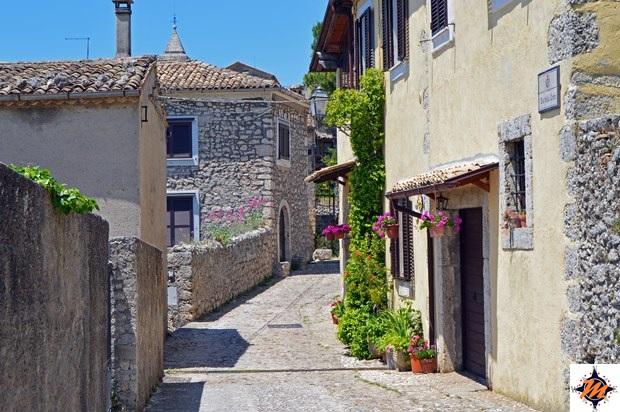 Arpino, borgo di Civitavecchia