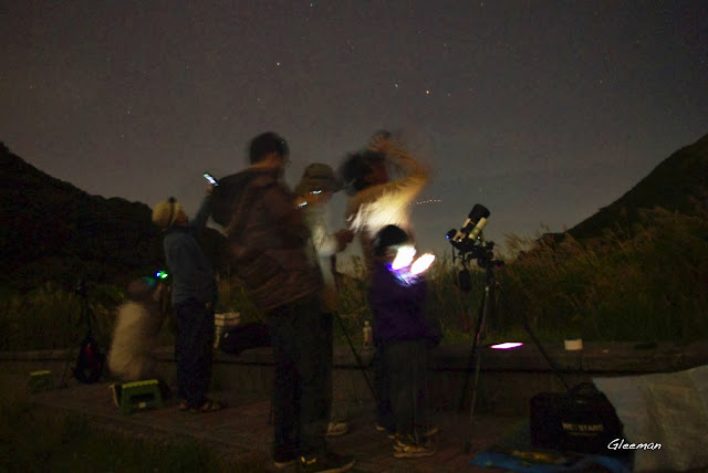 Facebook group Pentax O-GPS1 Astrotracer  star party