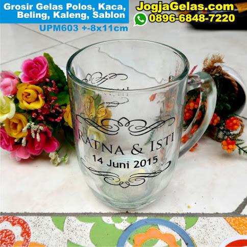 Toko Gelas Jogja Harga Grosir UPM603