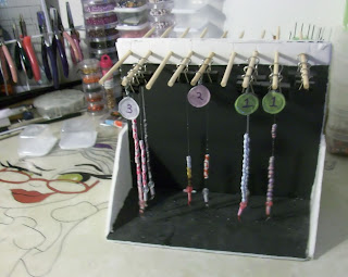 IBDCraftylady Paper Bead Project