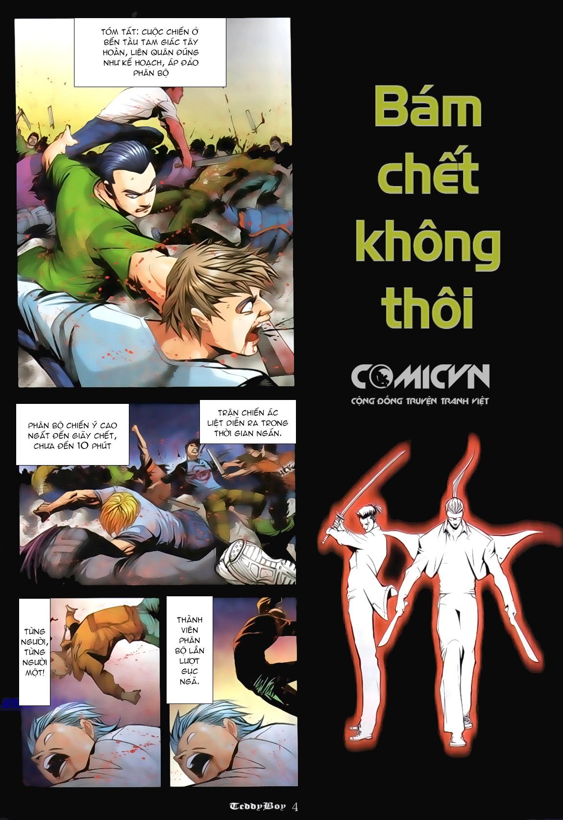 Người Trong Giang Hồ Chap 853 - Truyen.Chap.VN