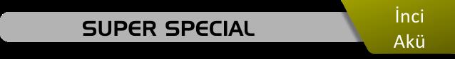 İnci Akü Süper Special serisi fiyatları