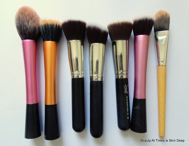 affordable brushes