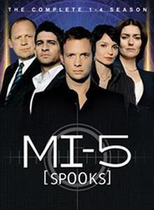 MI5(Spooks) Seasons 1-9 DVD Box Set - DvdSeriesList.com