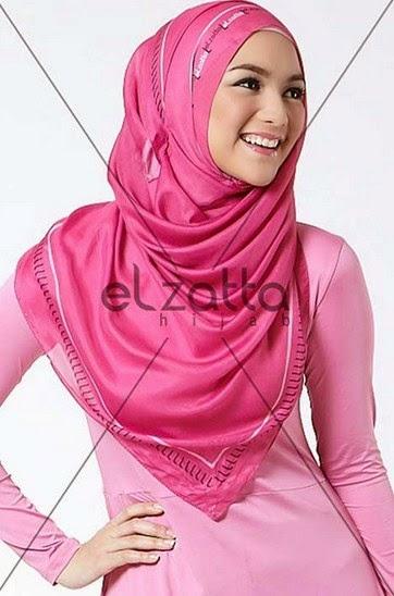 Tesa Viola Kolexi Hijab