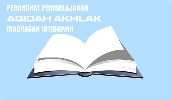 Perangkat Pembelajaran Mapel Aqidah Akhlak MI Kelas 1 2 3 4 5 6 Format Word