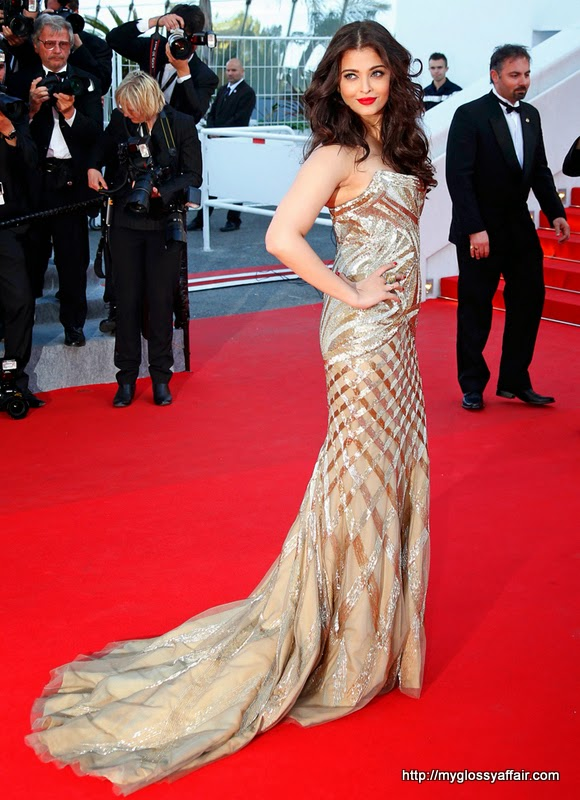 Cannes 2014 – Fashion Galore by Indian Beauties