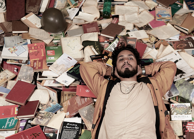 Rashid participa da 25ª Bienal Internacional do Livro de São Paulo com Ideias que rimam mais que palavras - Vol. 1