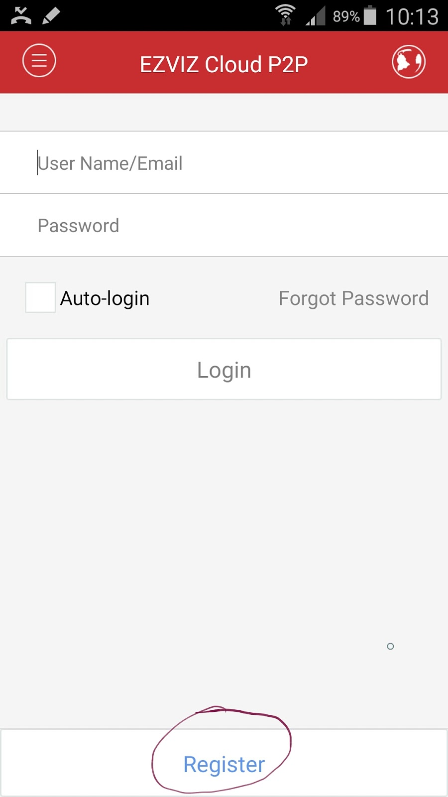 Ezviz Cloud Login | Pics | Download |