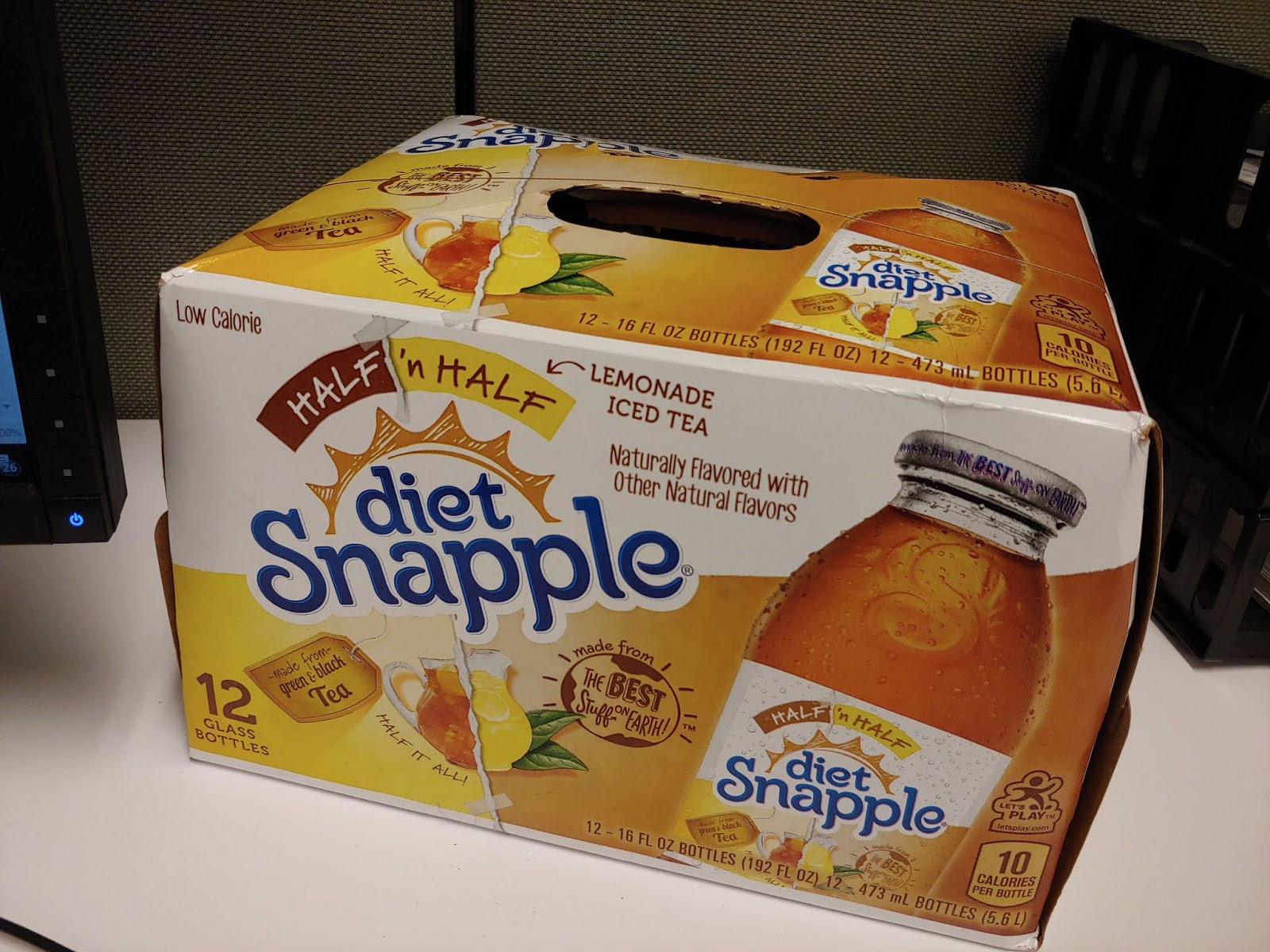 I Am Slowly Phasing Out Soda and Replacing That Habit with