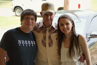 Paw Paw Buddy and Us