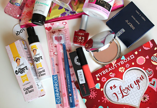 mybeautybox san valentino