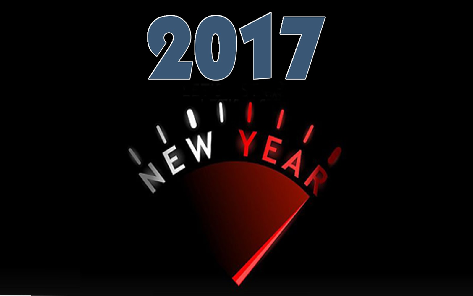 Latest New Year Wallpapers 2017