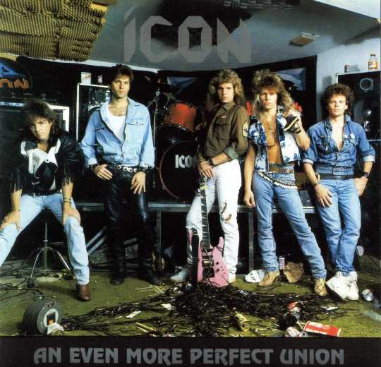 ICON - An Even More Perfect Union [Limited Edition, Numbered] Out Of Print - full