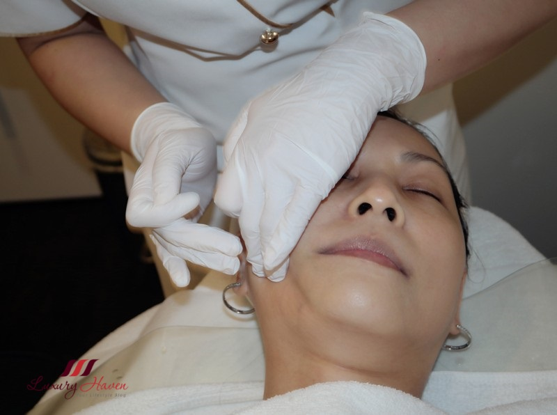 eha clinic promotion anti ageing crystal lift therapy