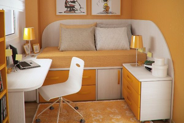 30 Modern Home Decor Ideas: 30 SMALL BEDROOM IDEAS AMAZING FOR THE MODERN SMALL HOME
