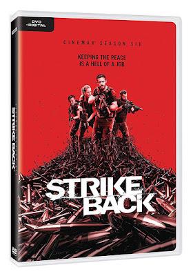 Strike Back Season 6 Dvd