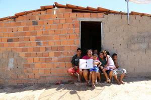 Mata Grande: Moradia Legal II distribui 150 registros de imóveis