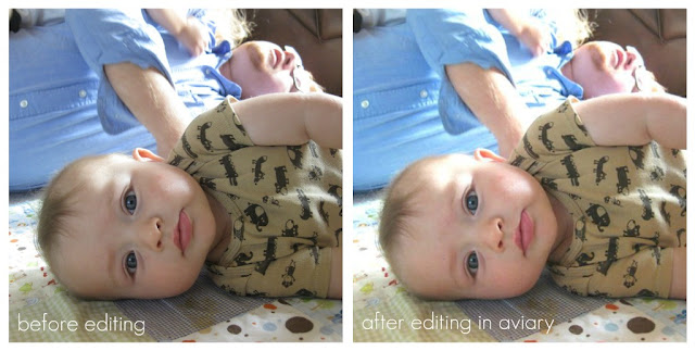free photo editing aviary before and after