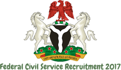 Federal Civil Service Recruitment 2019