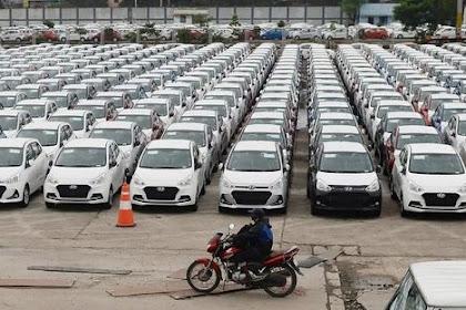 Pemerintah Bujuk Hyundai Untuk Investasi Sedan di Indonesia