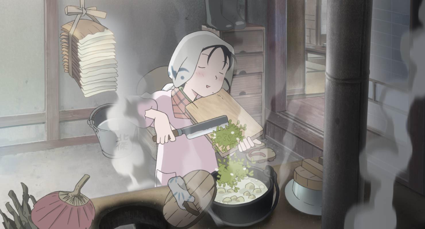 In This Corner Of The World 2017 By Sunao Katabuchi T Asian Film Vault