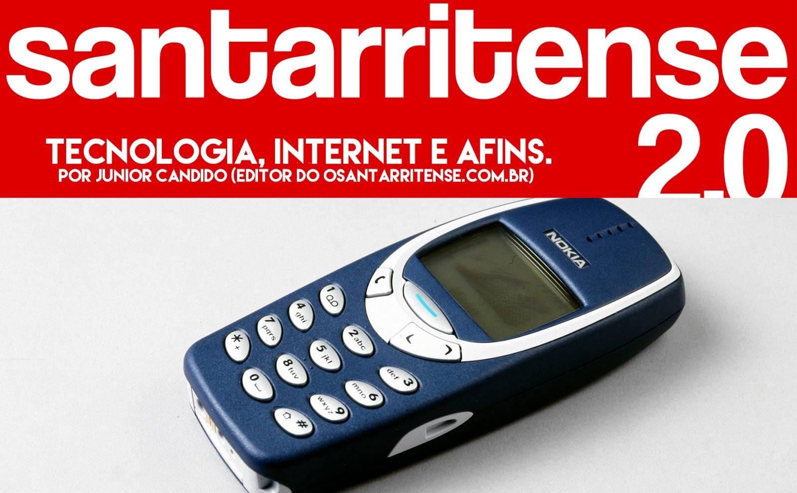Conheça o britânico que até hoje usa apenas o Nokia 3310 (o Nokia tijolão)