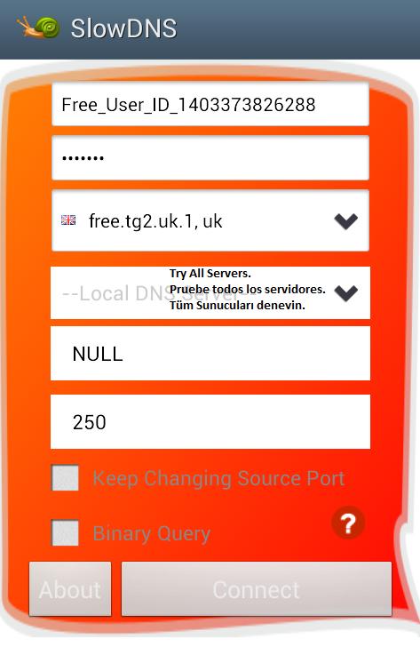 Enjoy Free Browsing With your MTN Sim Via SlowDNS - Cheat