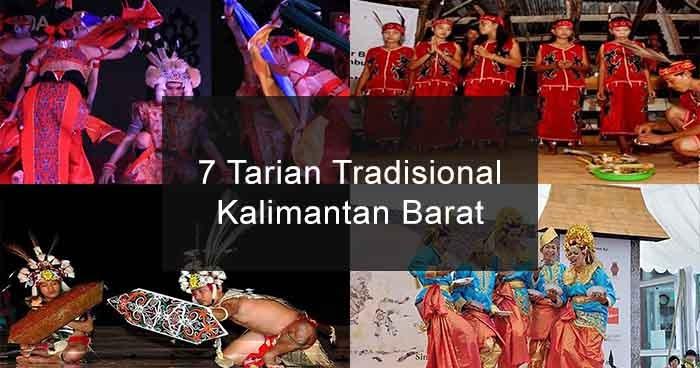 Inilah 7 Tarian Tradisional Dari Kalimantan Barat Kamera Budaya