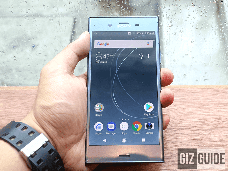 Sale Alert: Sony Xperia XZ1 with SD835 is now priced at just PHP 21,990!