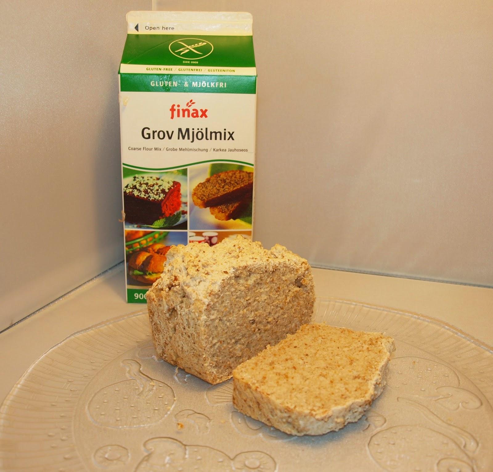 Titan tupa: Gluteeniton leipä