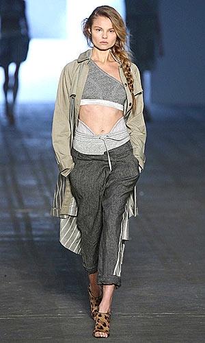 Sportswear fashion