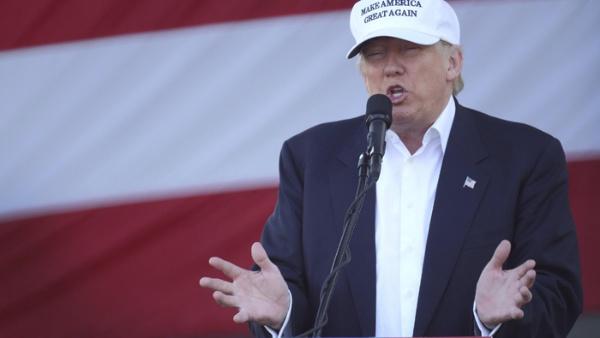 """Trump aceptará resultados electorales solo si son """"claros"""""""