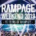 Rampage completa su cartel con 55 DJs