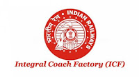Integral Coach Factory Recruitment for 992 various posts of Apprentice.