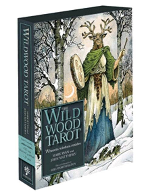 Tarot Notes: REVIEW: The Wildwood Tarot