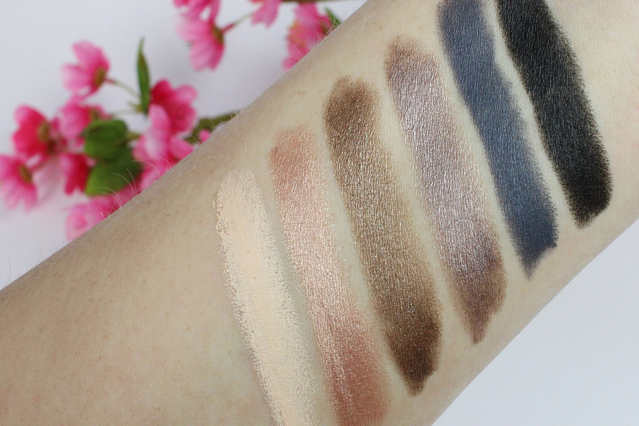 essence, neues sortiment, 2016, swatches, review, eyeshadow, 2in1, liner, lidschatten, lidschattenstift, eyeshadow pen, drogerie, dm drogeriemarkt, 2 in 1 eyeshadow & liner, cosmetics, beauty, base, matt, schimmer,