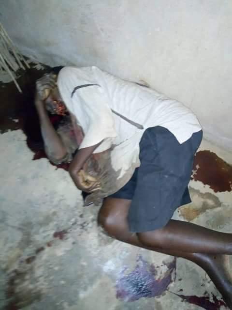 Graphic Photos: Fulani herdsmen reportedly invade Ebonyi Community, kill scores including a child