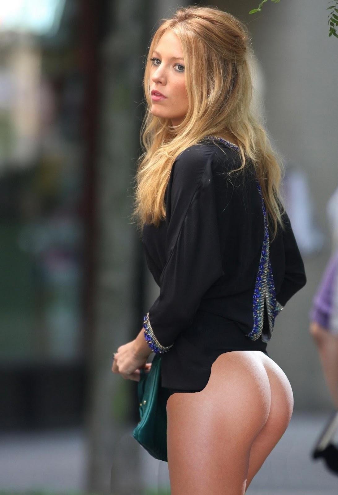 Blake Lively Ass