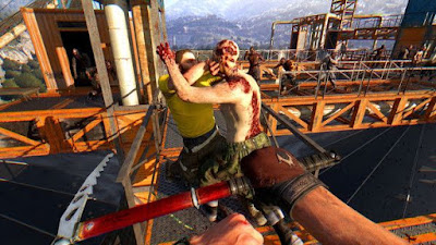 لعبة Dying Light The Following 2016